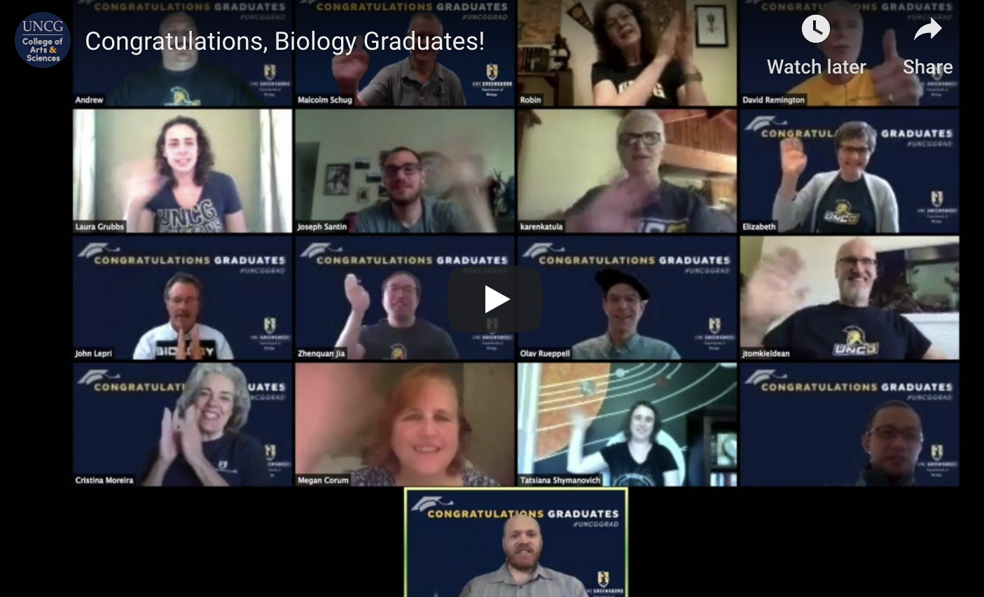 Biology Video
